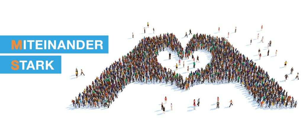 Miteinander Stark - Welt-MS-Tag 2020