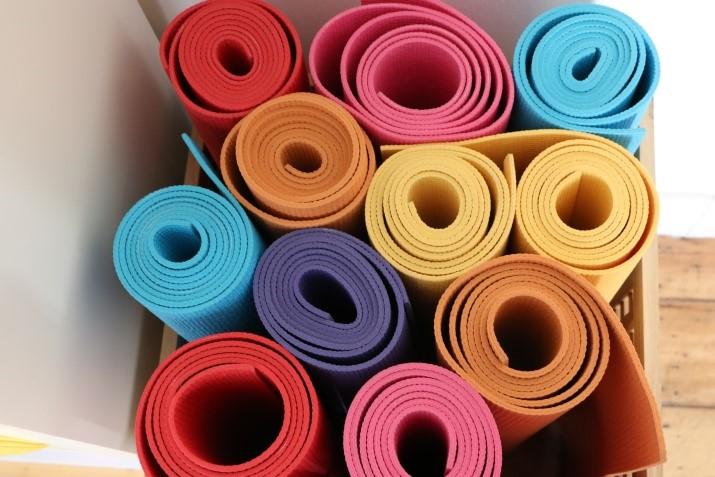 Yogakurs für MS-Erkrankte